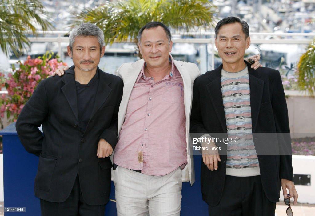 "2007 Cannes Film Festival - ""Triangle"" Photocall"