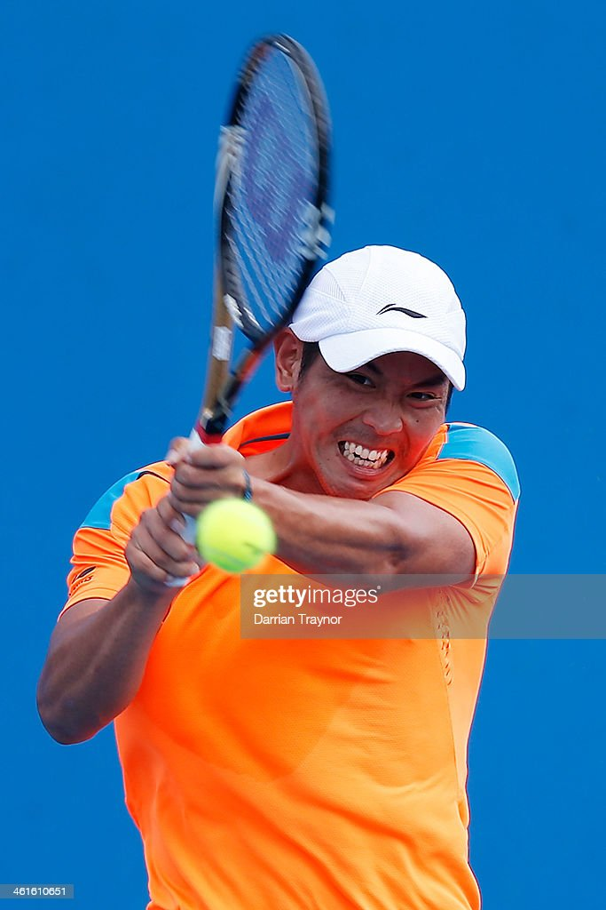 2014 Australian Open Qualifying