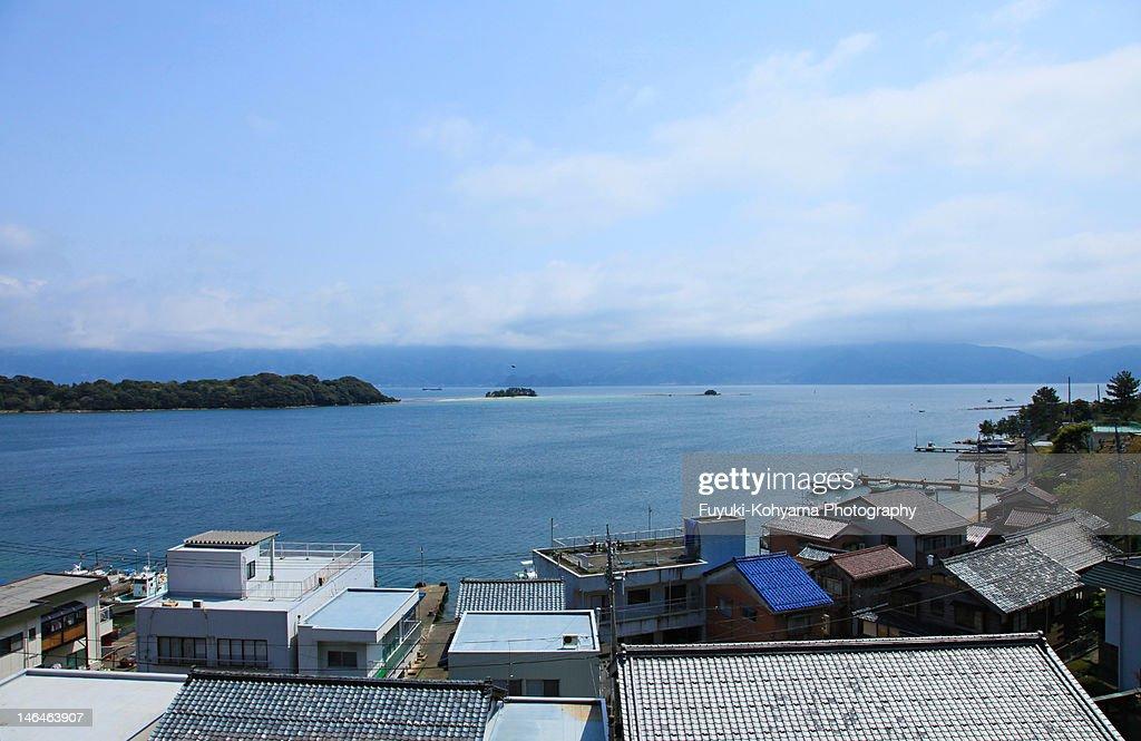 Tsuruga Bay : Stock Photo