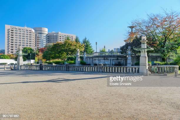 Tsurumai park Fountain