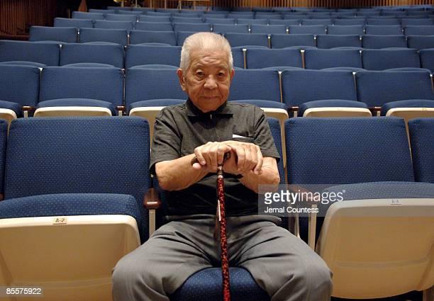 Tsutomu Yamaguchi subject of the film Nijuuhibaku Twice Bombed Twice Survived is a 90yearold survivor of the bombings of Hiroshima on August 6 1945...