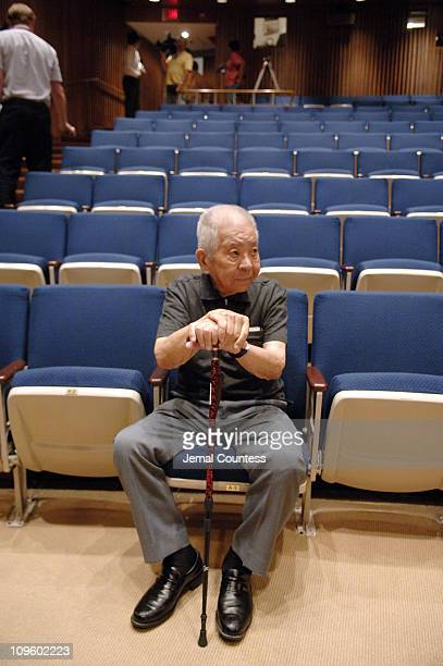 Tsutomu Yamaguchi the subject of the film 'Nijuuhibaku Twice Bombed Twice Survived' is a 90 year old survivor of the bombings of Hiroshima on August...