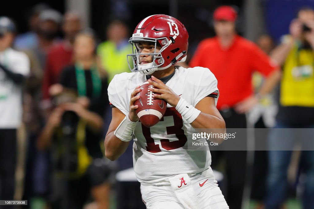 SEC Championship - Alabama v Georgia : News Photo