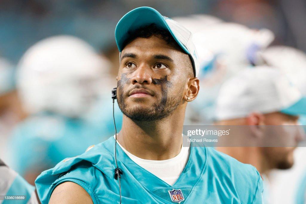 Atlanta Falcons v Miami Dolphins : ニュース写真