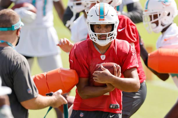 FL: Miami Dolphins Training Camp