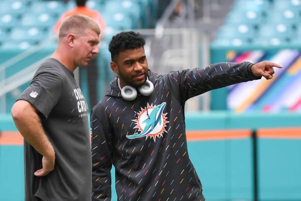 FL: Atlanta Falcons v Miami Dolphins