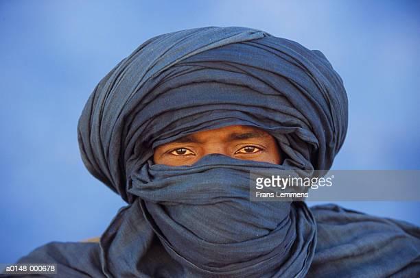 tuareg man - touareg photos et images de collection