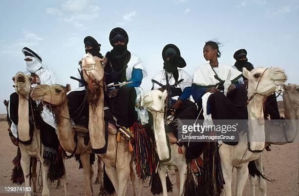 Tuareg Nomads Niger This Nomadic Tribe Still Make A Living As Traders