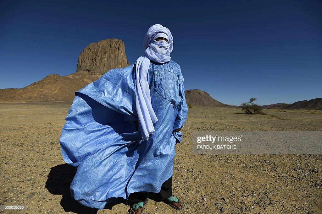 ALGERIA-MUSIC-TUAREG-CULTURE-TRADITION : News Photo