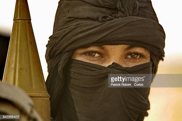 Tuareg rebels patrolling near their camp of Tigha located in the north of Kidal In March 2006 Malian army officer Hassan ag Fagaga of Tuareg origins...