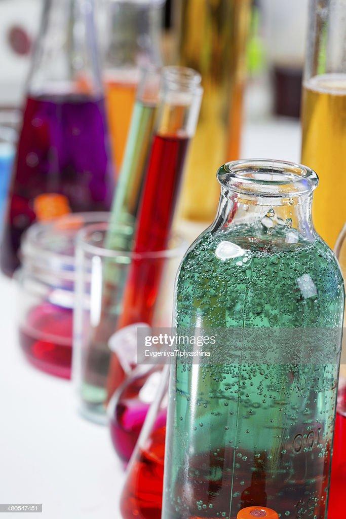 Rohre im Labor : Stock-Foto