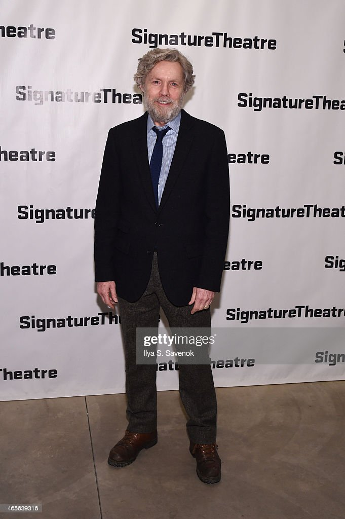Tuck Millingan attends 'The Liquid Plane' Opening Night Party at Signature Theatre Company's The Pershing Square Signature Center on March 8, 2015 in New York City.