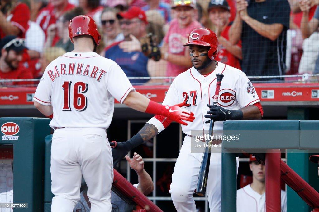 Cleveland Indians  v Cincinnati Reds : News Photo