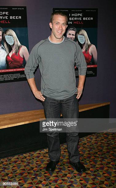 """Tucker Max attends the premiere of """"I Hope They Serve Beer In Hell"""" at the AMC Empire 25 on September 3, 2009 in New York City."""