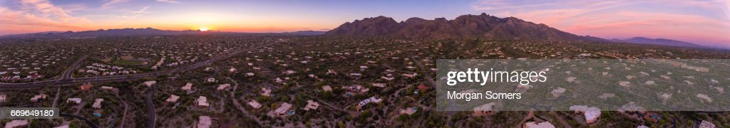 Tucson, Arizona : Stock Photo