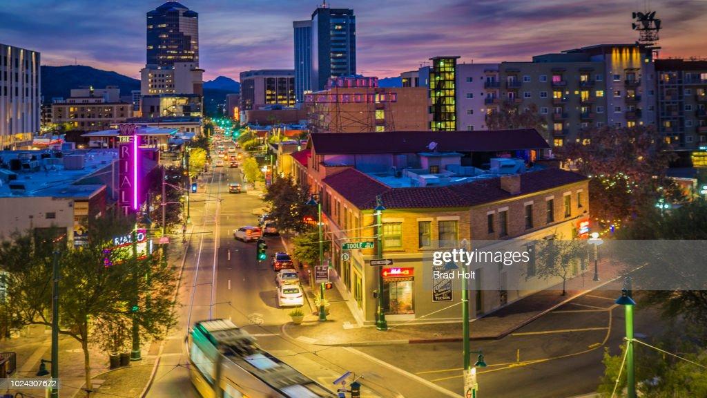 Tucson Downtown : Stock Photo