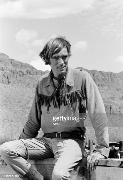 CHAPARRAL Tucson Press Junket Pictured Ted Markland as Reno