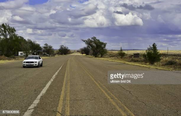 Tucumcari to Glenrio Route 66 USA California to Illinois California to Illinois
