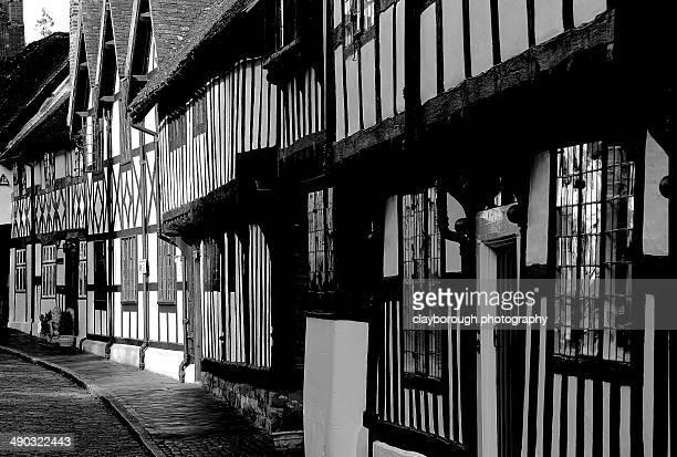 Tudor Buildings