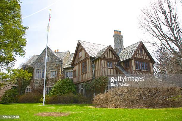 Tudor Revival Mansion, New Jersey
