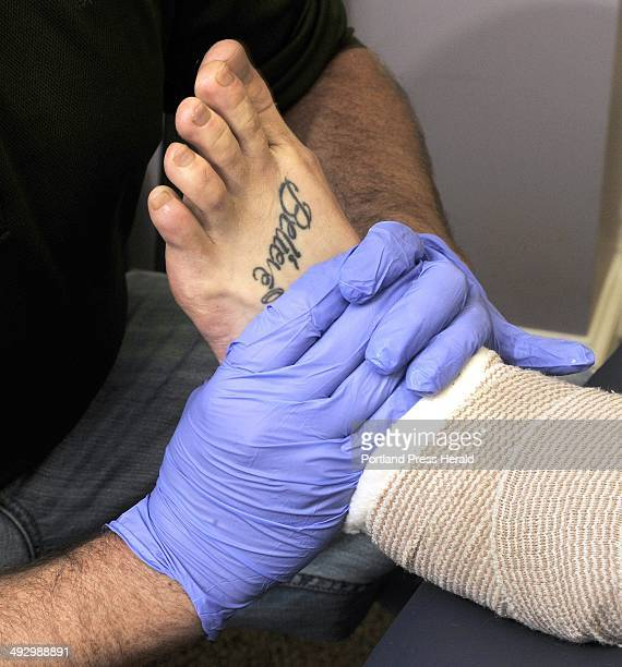 Tuesday November 6 2012 Ashley Marble a former USM allAmerica basketball player an Miss Maine USA is recovering from a debilitating ankle injury that...