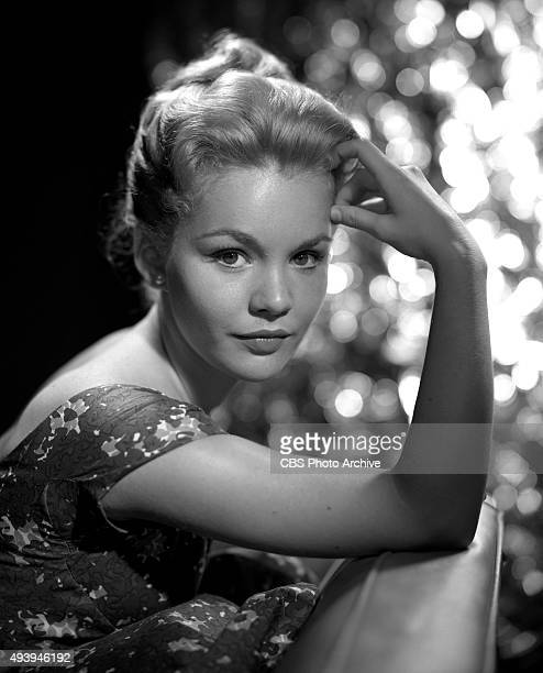 Tuesday Weld appears as Thalia Menninger in the CBS Television program The Many Loves of Dobie Gillis Hollywood CA Image dated June 26 1959