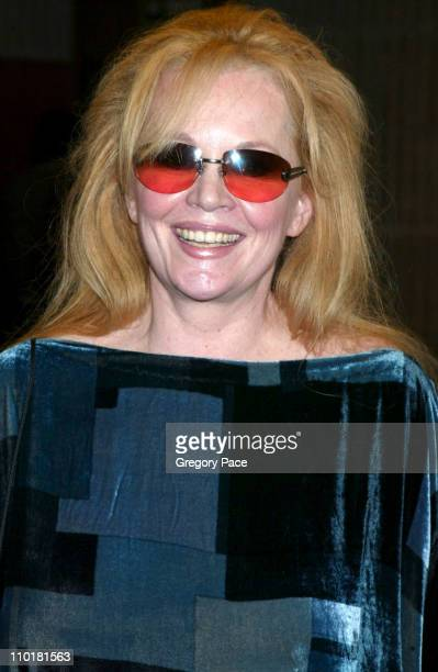 Tuesday Weld during 2003 Tribeca Film Festival NewlyRestored Version of Once Upon A Time In America Presented at Pace University's Michael Shimal...