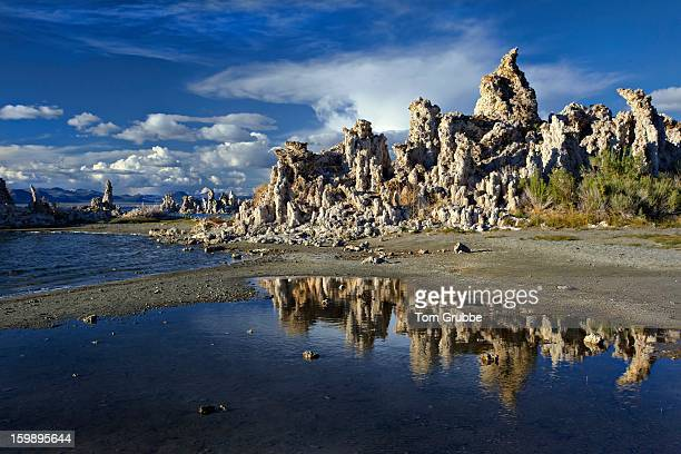 Tufa and Thunderhead II