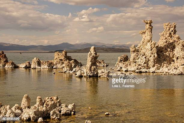 Tufa towers