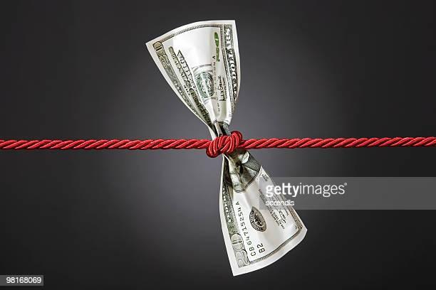 Tug of war with dollar