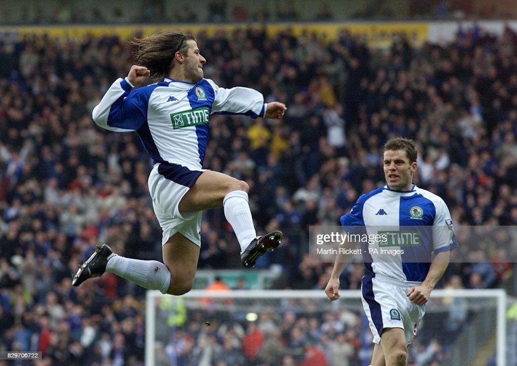 Blackburn v Charlton : News Photo