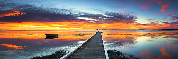 Tuggerah Lake Jetty