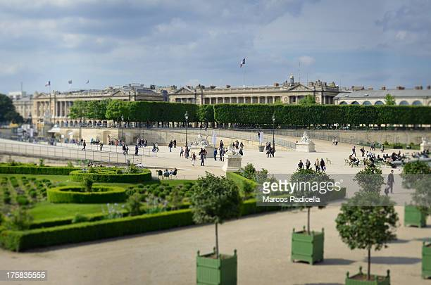 tuileries gardens, paris - radicella imagens e fotografias de stock