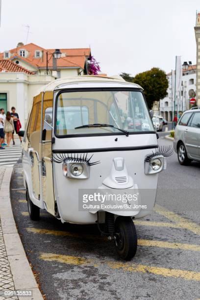 Tuk tuk, Sintra, Portugal