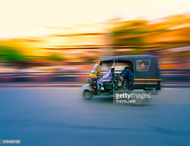 Tuk Tuk Taxi, Indien