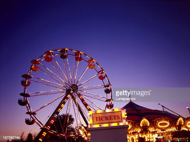 tulip festival carnival iv - carnival stock photos and pictures