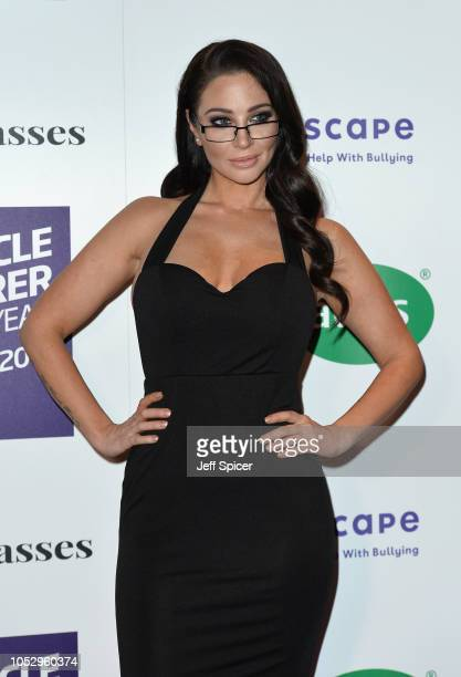 Tulisa attends the Specsavers 'Spectacle Wearer Of The Year' at 8 Northumberland Avenue on October 24 2018 in London United Kingdom