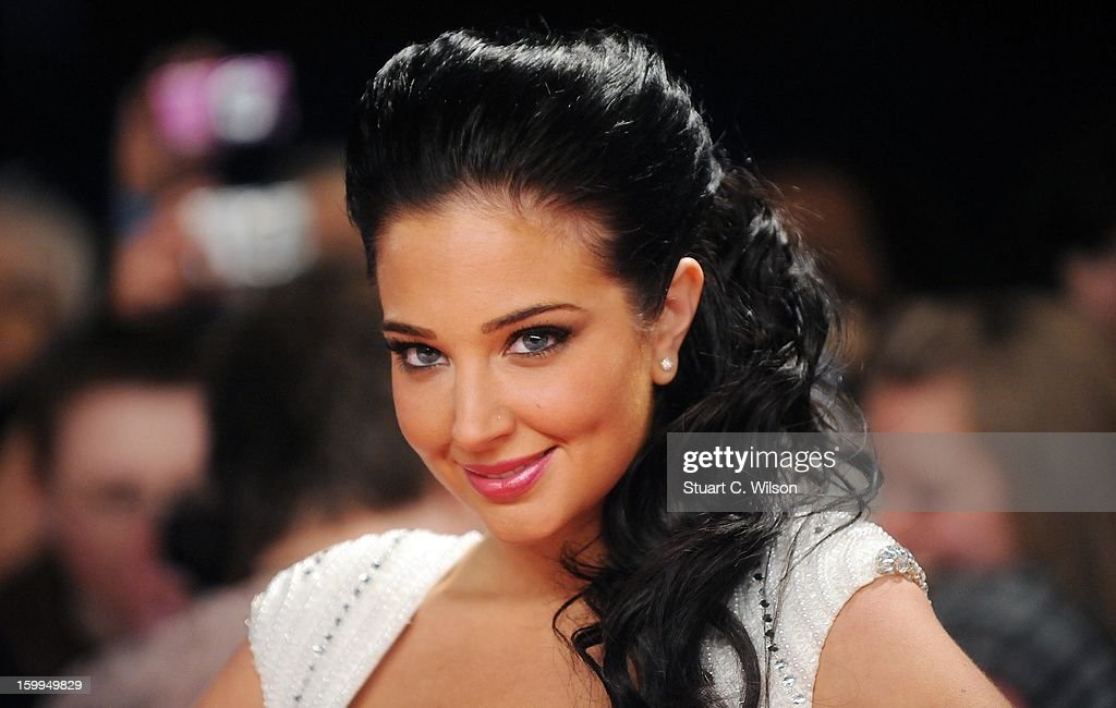 Tulisa Contostavlos attends the National Television Awards at 02 Arena on January 23, 2013 in London, England.