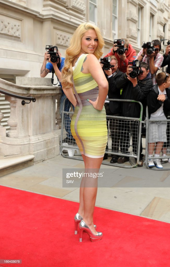 Red Carpet Arrivals For The X Factor