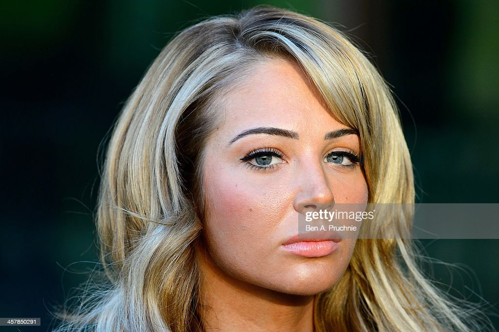 Tulisa Contostavlos departs The City of Westminster Magistrates Court on December 19, 2013 in London, England. Tulisa Contostavlos has pleaded not guilty to the charge of supplying class A drugs.