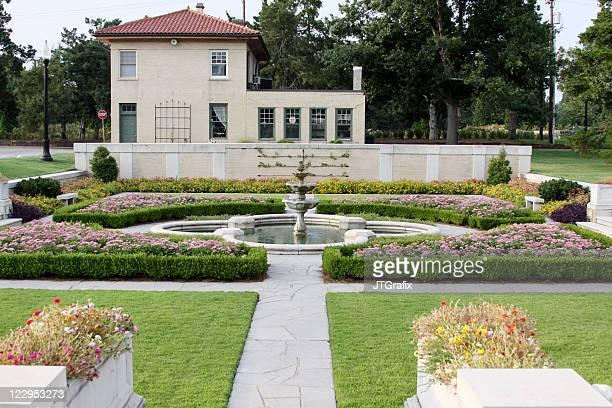 tulsa garden center - tulsa stock pictures, royalty-free photos & images