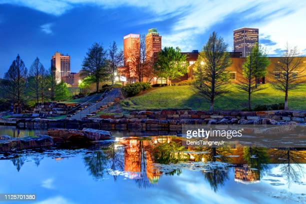 タルサ (オクラホマ州) - オクラホマ州 ストックフォトと画像