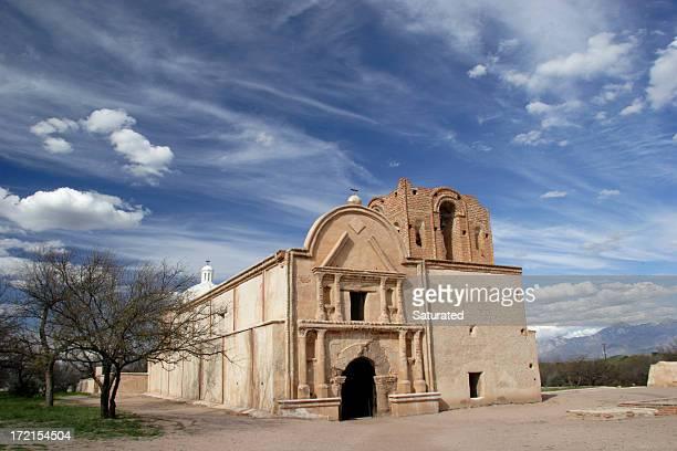 tumacácori - national landmark stock pictures, royalty-free photos & images