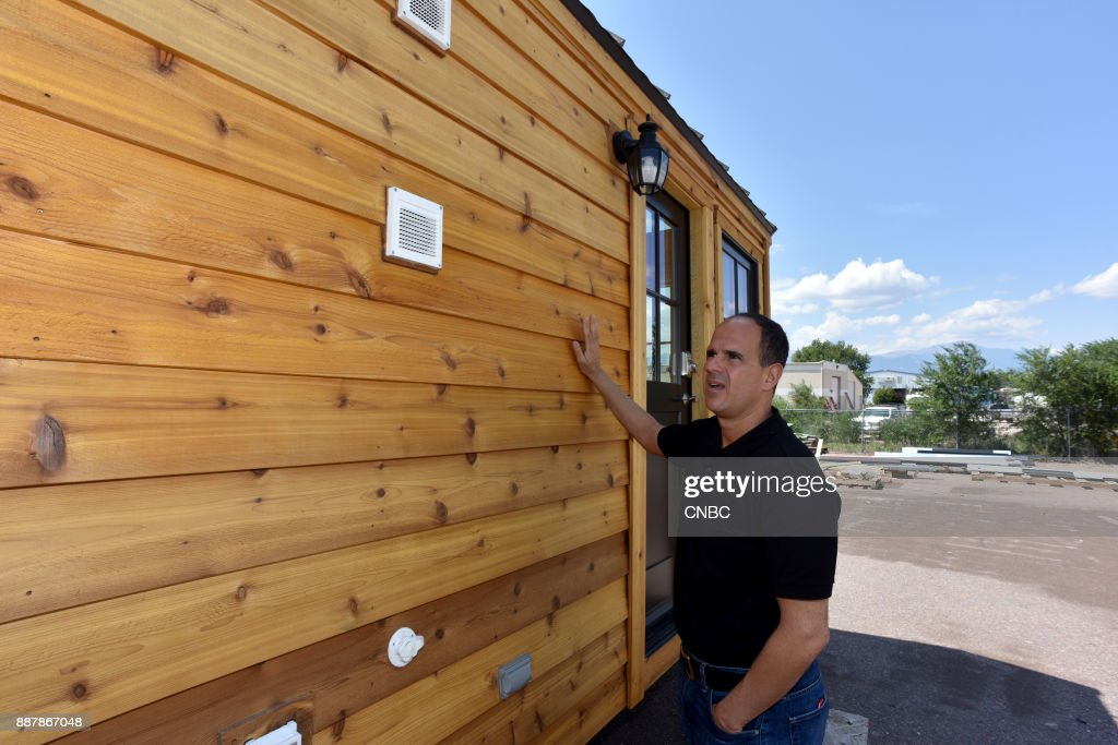 The Profit Tumbleweed Tiny Homes Episode 502 Pictured Marcus News Photo Getty Images,How To Organize Under Your Bathroom Sink