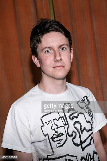 Tumblr fashion blogger Matthias Brown attends the first Tumblr Fashion Honor presented to Rodarte at The Jane Hotel on September 9 2014 in New York...