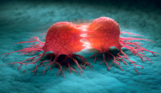 Tumor - Cancer cells reproduction 1180568434