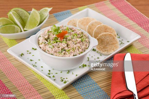 tuna dip - dipping sauce stock pictures, royalty-free photos & images