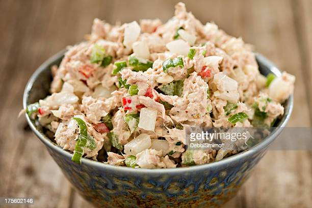 tuna salad - mayonnaise stock pictures, royalty-free photos & images