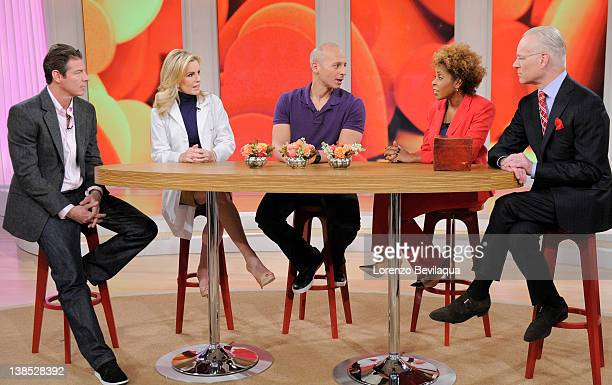 THE REVOLUTION Tune in to Walt Disney Television via Getty Images Daytime's new onehour daily talk show The Revolution on Valentine's Day February 14...