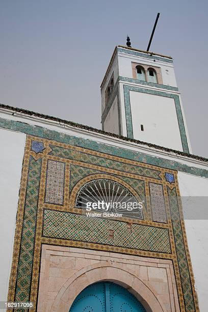 Tunis, Tunisia, Exterior Detail